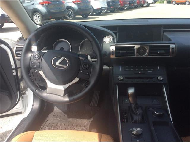 2015 Lexus IS 250 Base (Stk: P1993A) in Smiths Falls - Image 11 of 13