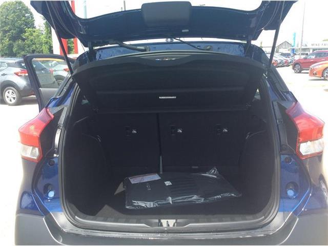 2019 Nissan Kicks SV (Stk: 19-289) in Smiths Falls - Image 12 of 13