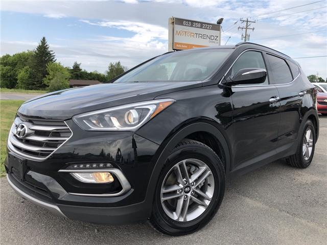 2018 Hyundai Santa Fe Sport 2.4 Premium (Stk: -) in Kemptville - Image 1 of 30