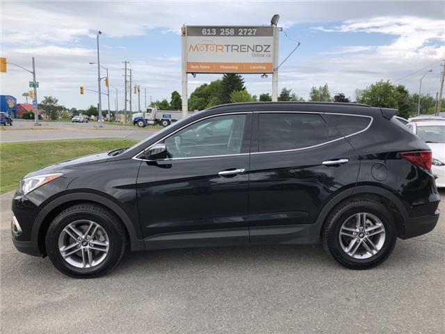 2018 Hyundai Santa Fe Sport 2.4 Premium (Stk: -) in Kemptville - Image 2 of 30