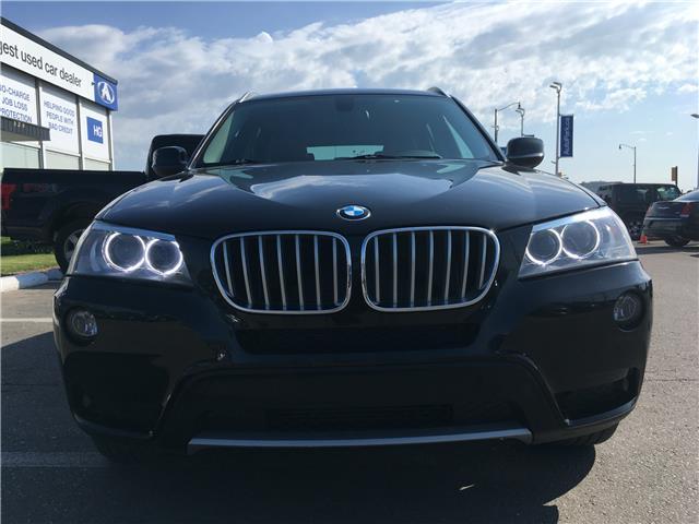 2013 BMW X3 xDrive28i (Stk: 13-08076) in Brampton - Image 2 of 27