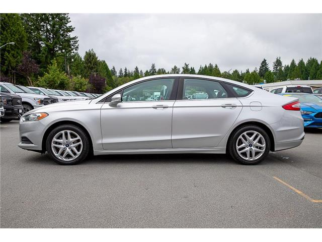 2013 Ford Fusion SE (Stk: P1266) in Vancouver - Image 4 of 30