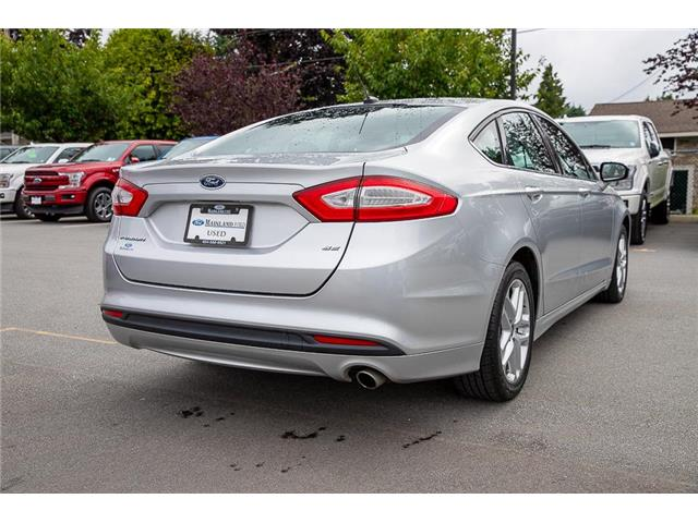2013 Ford Fusion SE (Stk: P1266) in Vancouver - Image 7 of 30
