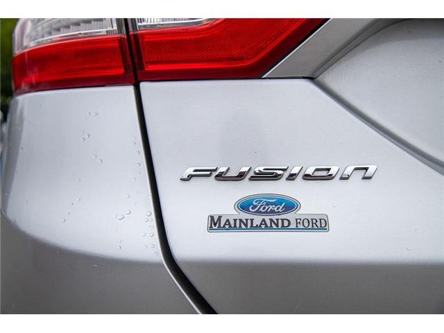 2013 Ford Fusion SE (Stk: P1266) in Vancouver - Image 10 of 30