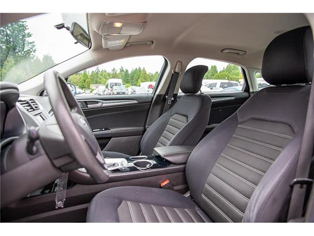 2013 Ford Fusion SE (Stk: P1266) in Vancouver - Image 11 of 30