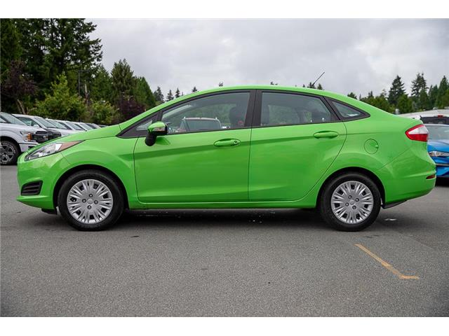2014 Ford Fiesta SE (Stk: P2109) in Vancouver - Image 4 of 30