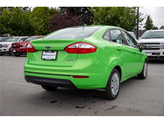2014 Ford Fiesta SE (Stk: P2109) in Vancouver - Image 7 of 30