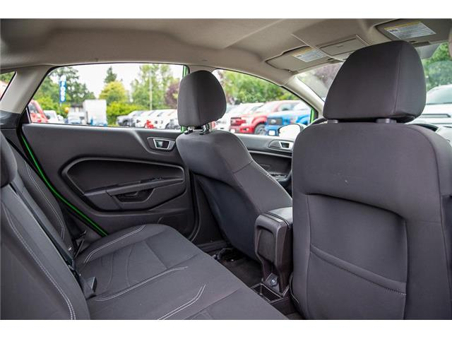 2014 Ford Fiesta SE (Stk: P2109) in Vancouver - Image 19 of 30