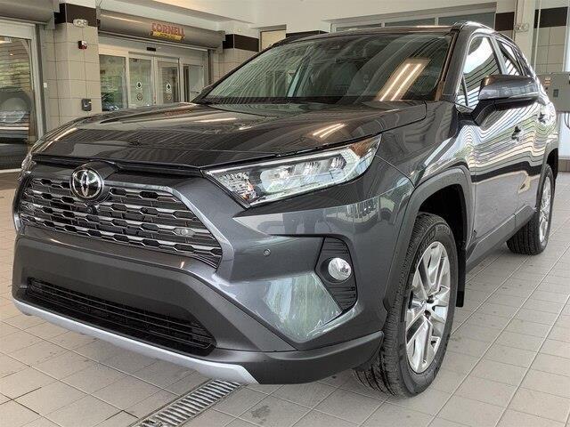 2019 Toyota RAV4 Limited (Stk: 21343) in Kingston - Image 1 of 1