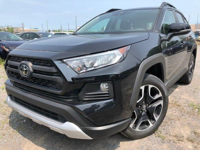 2019 Toyota RAV4 Trail (Stk: 21370) in Kingston - Image 1 of 1