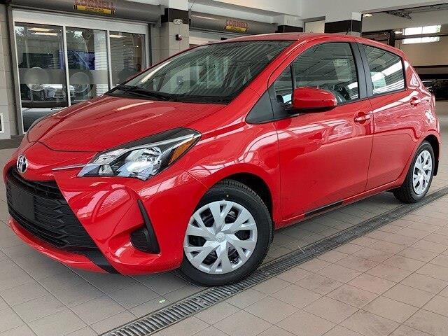 2019 Toyota Yaris LE (Stk: 21627) in Kingston - Image 1 of 21