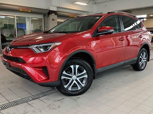2017 Toyota RAV4 LE (Stk: 21325B) in Kingston - Image 1 of 25