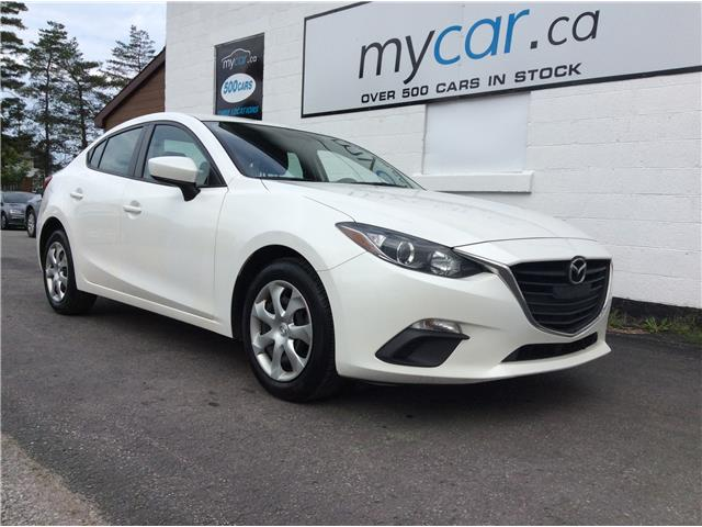2015 Mazda Mazda3 GX (Stk: 191020) in North Bay - Image 1 of 19