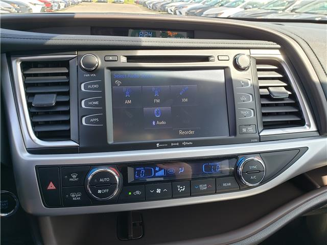 2019 Toyota Highlander XLE (Stk: 9-950) in Etobicoke - Image 13 of 16