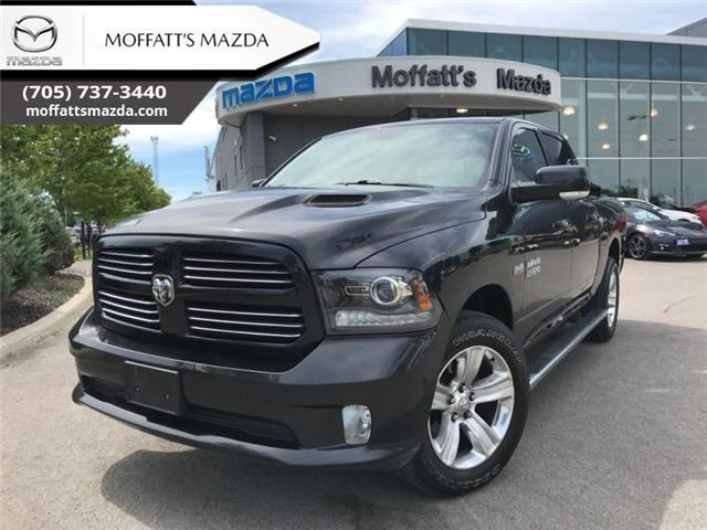 2016 RAM 1500 Sport (Stk: 27667A) in Barrie - Image 1 of 30