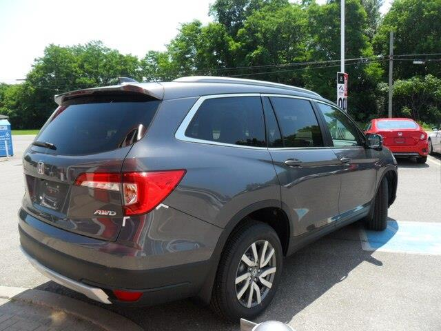 2019 Honda Pilot EX-L Navi (Stk: 10509) in Brockville - Image 7 of 22