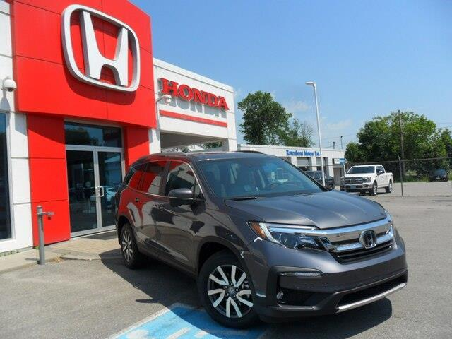 2019 Honda Pilot EX-L Navi (Stk: 10509) in Brockville - Image 8 of 22