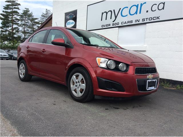 2015 Chevrolet Sonic LT Auto (Stk: 190929) in North Bay - Image 1 of 19