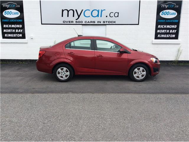 2015 Chevrolet Sonic LT Auto (Stk: 190929) in North Bay - Image 2 of 19