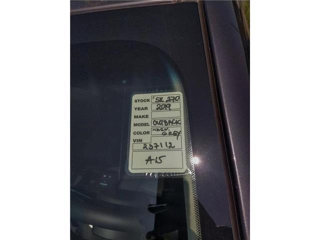 2019 Subaru Outback 2.5i Limited (Stk: SK270) in Gloucester - Image 2 of 2