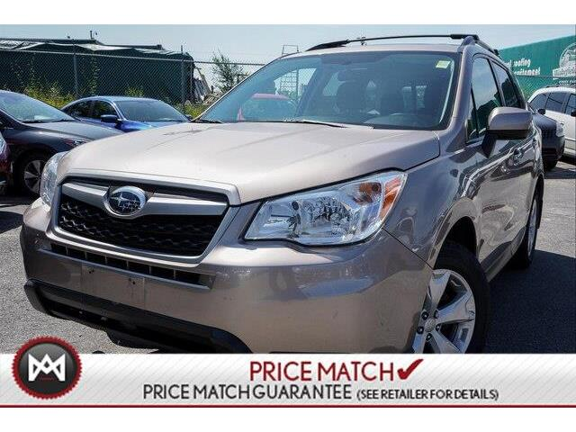2015 Subaru Forester 2.5i Touring Package (Stk: P2123) in Gloucester - Image 1 of 22