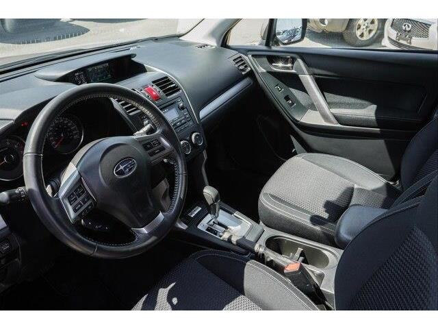 2015 Subaru Forester 2.5i Touring Package (Stk: P2123) in Gloucester - Image 14 of 22