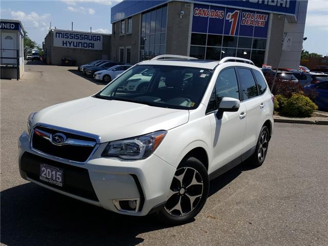 2015 Subaru Forester 2.0XT Touring (Stk: OP10426) in Mississauga - Image 1 of 21