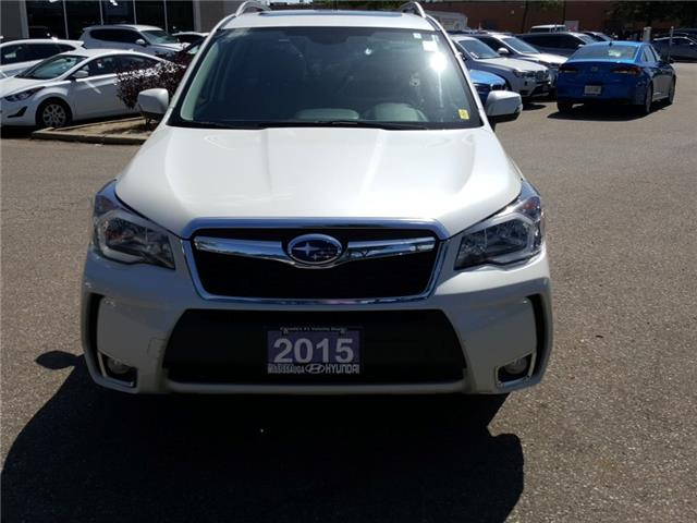 2015 Subaru Forester 2.0XT Touring (Stk: OP10426) in Mississauga - Image 2 of 21