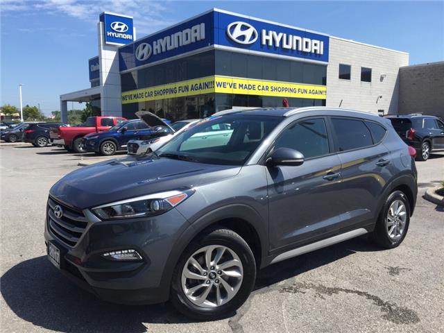 2017 Hyundai Tucson Premium (Stk: 19489A) in Clarington - Image 1 of 17