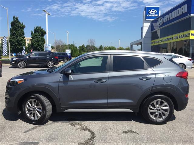 2017 Hyundai Tucson Premium (Stk: 19489A) in Clarington - Image 2 of 17