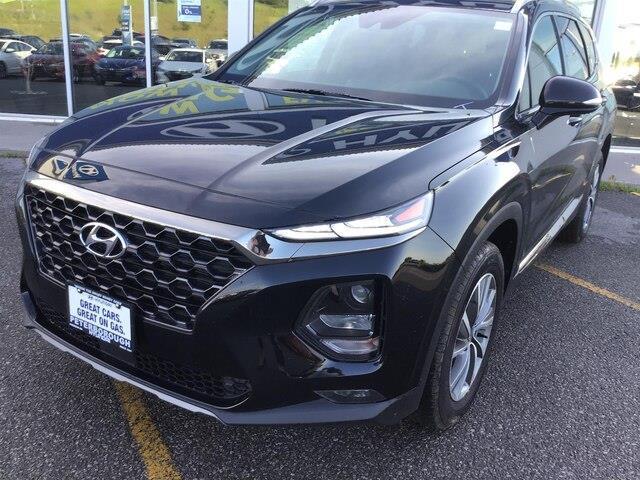2019 Hyundai Santa Fe Preferred 2.4 (Stk: H11741) in Peterborough - Image 9 of 19
