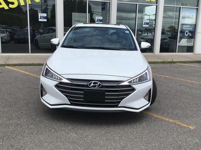 2020 Hyundai Elantra Luxury (Stk: H12178) in Peterborough - Image 3 of 10