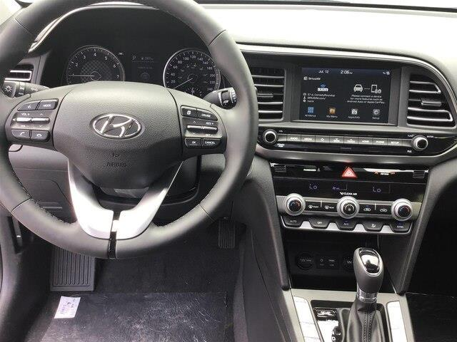 2020 Hyundai Elantra Luxury (Stk: H12178) in Peterborough - Image 6 of 10