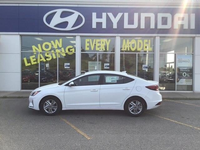 2020 Hyundai Elantra Preferred (Stk: H12177) in Peterborough - Image 4 of 17
