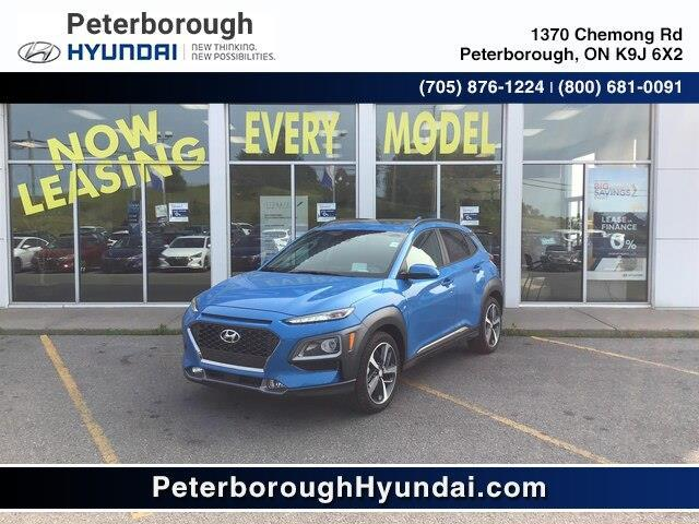 2019 Hyundai Kona 1.6T Ultimate (Stk: H12162) in Peterborough - Image 1 of 2
