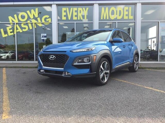 2019 Hyundai Kona 1.6T Ultimate (Stk: H12162) in Peterborough - Image 2 of 2