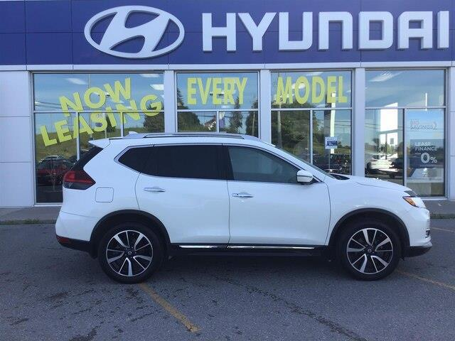2018 Nissan Rogue  (Stk: H12093A) in Peterborough - Image 5 of 16