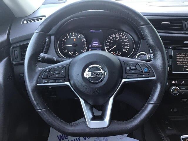 2018 Nissan Rogue  (Stk: H12093A) in Peterborough - Image 11 of 16