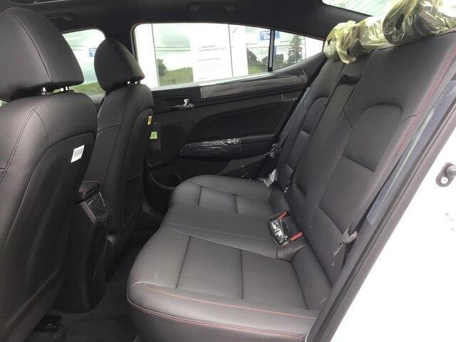 2019 Hyundai Elantra Sport (Stk: H12091) in Peterborough - Image 14 of 16