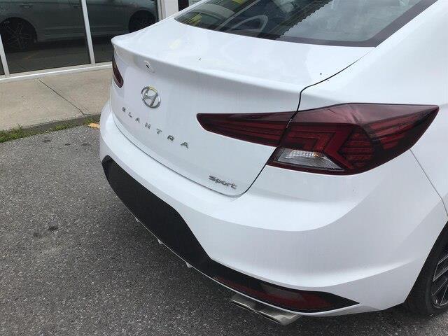 2019 Hyundai Elantra Sport (Stk: H12091) in Peterborough - Image 15 of 16