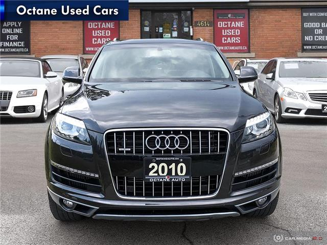 2010 Audi Q7 3.0 TDI Premium (Stk: ) in Scarborough - Image 2 of 25