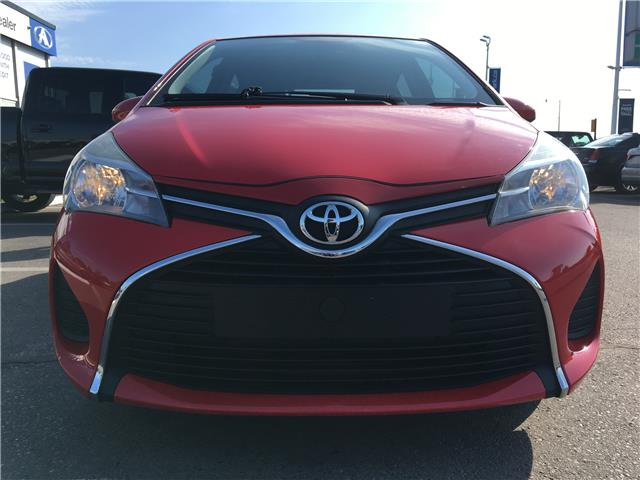 2015 Toyota Yaris LE (Stk: 15-24416) in Brampton - Image 2 of 23