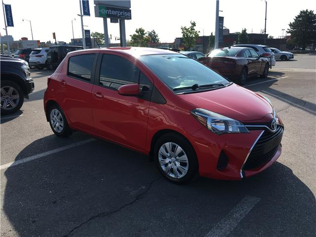 2015 Toyota Yaris LE (Stk: 15-24416) in Brampton - Image 3 of 21