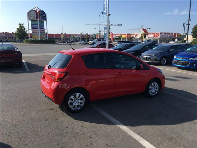 2015 Toyota Yaris LE (Stk: 15-24416) in Brampton - Image 4 of 21