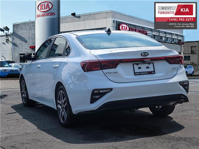 2019 Kia Forte EX Limited (Stk: 19197) in Toronto - Image 4 of 17