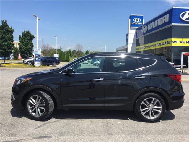 2017 Hyundai Santa Fe Sport 2.4 Premium (Stk: 19301B) in Clarington - Image 2 of 17