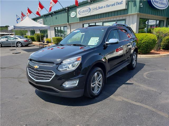 2017 Chevrolet Equinox Premier 2GNFLGE32H6211563 10457 in Lower Sackville