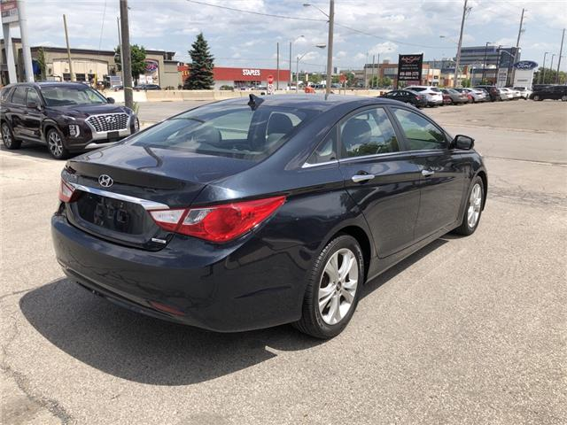 2011 Hyundai Sonata Limited (Stk: 11565P) in Scarborough - Image 5 of 16