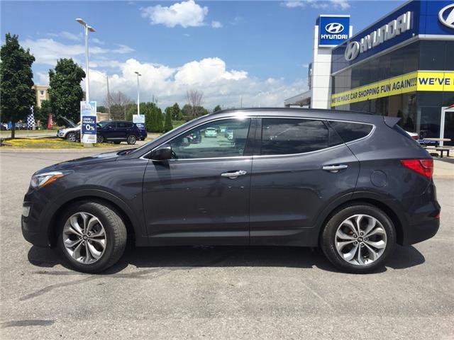2015 Hyundai Santa Fe Sport 2.0T SE (Stk: U923) in Clarington - Image 2 of 17
