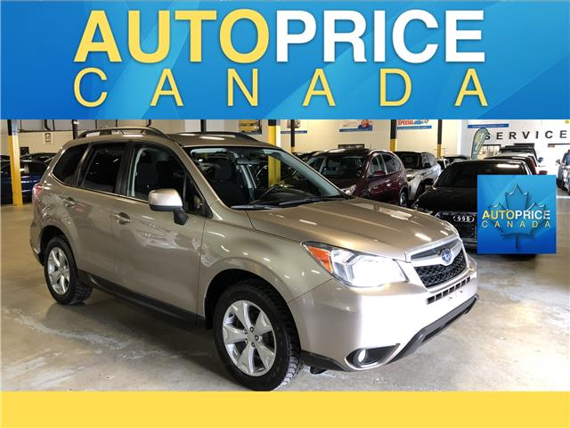 2015 Subaru Forester 2.5i Convenience Package (Stk: B0470) in Mississauga - Image 1 of 22